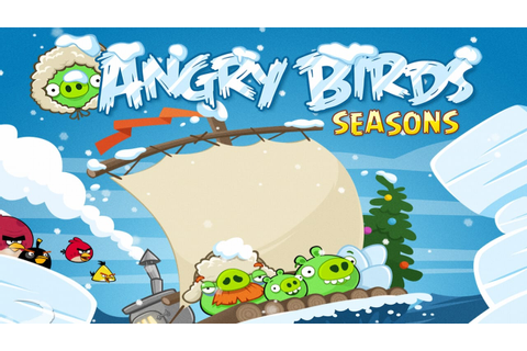 Angry Birds Seasons for BlackBerry - Download