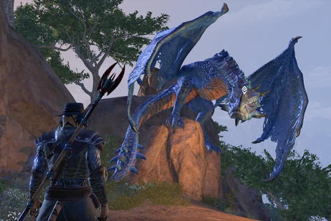 Get your dragon fix from ESO's Elsweyr expansion after ...