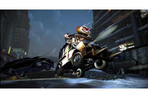 Amazon.com: Twisted Metal: Playstation 3: Sony Computer ...
