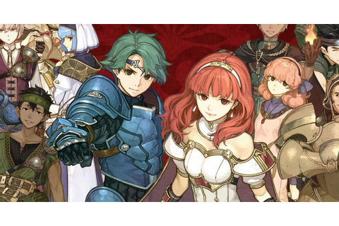 Twofer: Fire Emblem Echoes Shadows of Valentia review ...