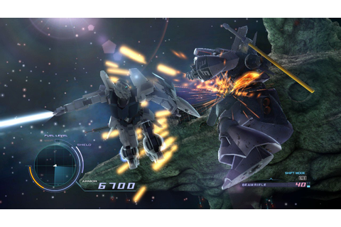 New Information and Screenshots of Mobile Suit Gundam UC ...