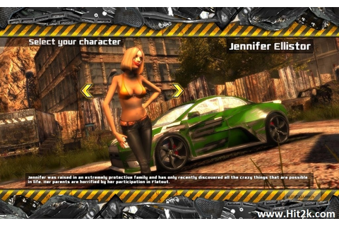 FlatOut 3 Chaos and Destruction Free Download Game For PC