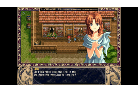 Download Ys I & II Chronicles+ Full PC Game