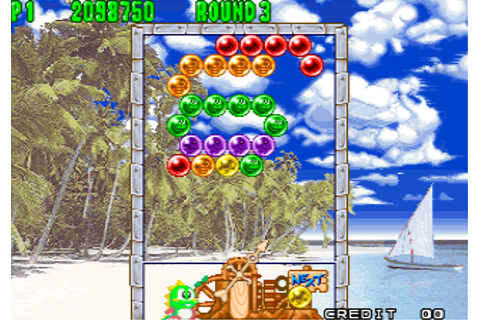 Puzzle Bobble 2 / Bust-A-Move Again (Neo-Geo) ROM Download ...