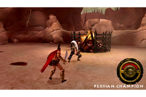 [PSPGames] 300 - March to Glory - PSP Station | Download ...