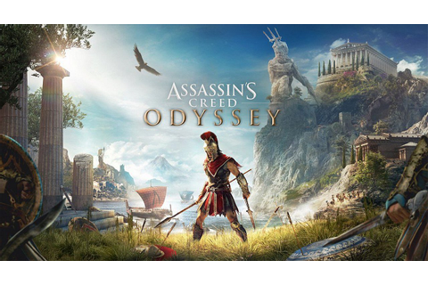 Assassin's Creed Odyssey Gets Impressive Launch Trailer