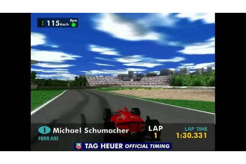 andredogtaracing F1 Racing Simulation PC Test With Fraps ...