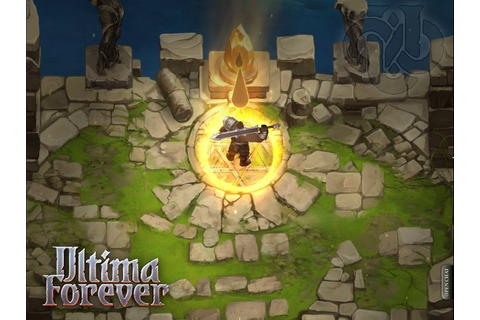 Ultima Forever: Quest for the Avatar - PC-Version kommt ...
