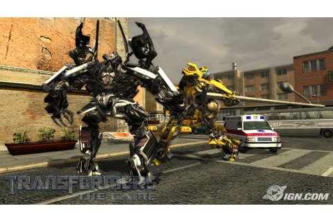 Download Games Transformers The Game For Free | GAMES FREE
