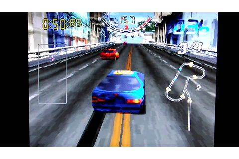 PS1 Games Revisited - San Francisco Rush: Extreme Racing ...