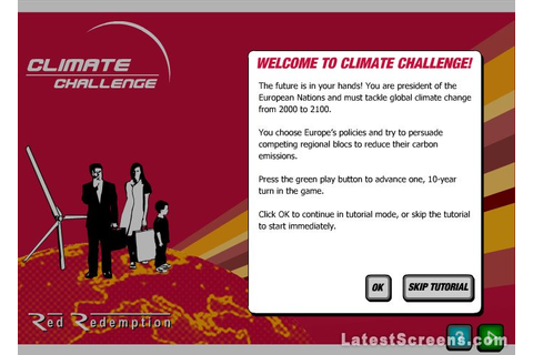 All Climate Challenge Screenshots for PC