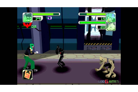 Batman Beyond: Return of the Joker - Gameplay PSX (PS One ...