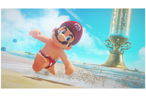 """Super Mario Odyssey"" is a super weird game — here's the ..."