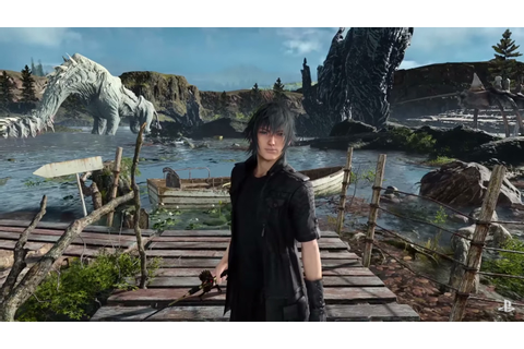 'Monster of the Deep: Final Fantasy XV' Gets New English ...