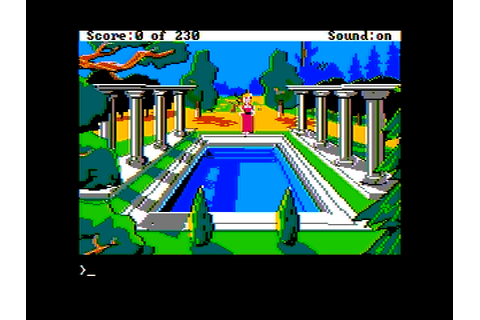 King's Quest IV: The Perils of Rosella - My Abandonware