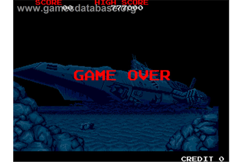 Battle Shark - Arcade - Games Database