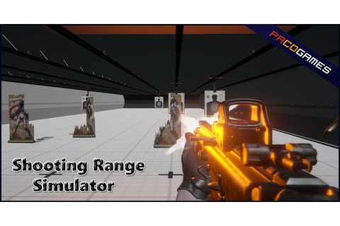 Shooting Range Simulator | Games44