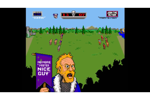 Pigskin 621 A. D. (Arcade) - YouTube