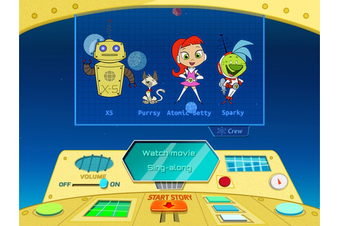 Atomic Betty Preview by Skyreader Media Inc.