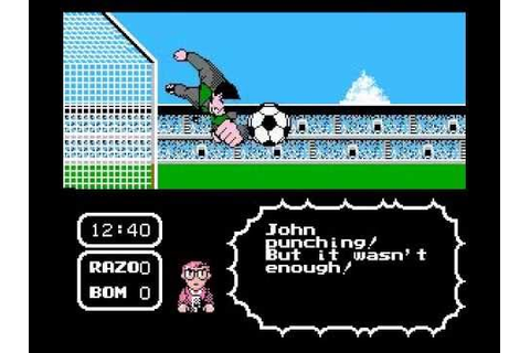 Tecmo Cup Soccer Game Complete Playthrough ...