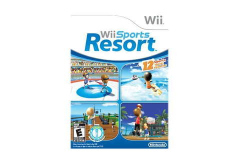 Wii Sports Resort (Game Only) Wii Game - Newegg.com