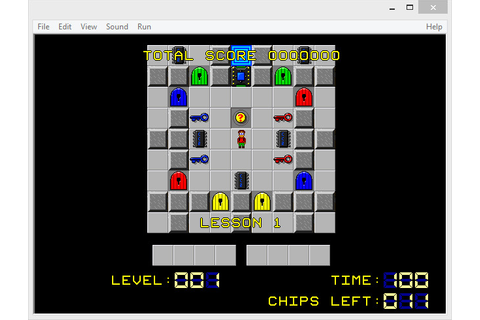 Chip's Challenge and unreleased sequel Chip's Challenge 2 ...