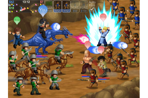 Hero Fighter X - Android Apps on Google Play
