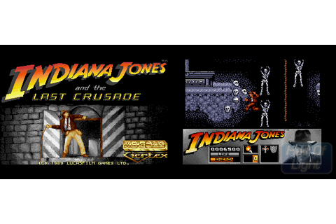 Indiana Jones And The Last Crusade Game