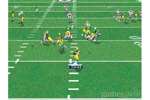 Madden NFL 98 Download - Games4Win