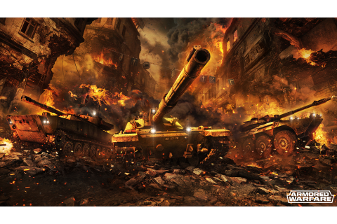 Armored Warfare :: Armored Warfare is now available on Steam