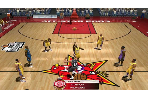 NBA Live 2003 Game - Free Download Full Version For Pc