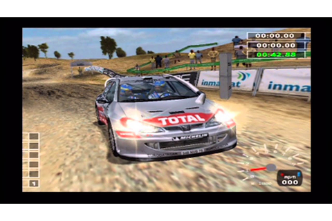 Let's Play WRC II Extreme (PS2) Kenya #8 - YouTube