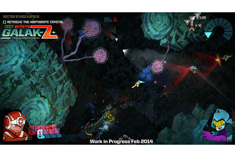 Galak-Z: The Dimensional coming to PS Vita - Gematsu