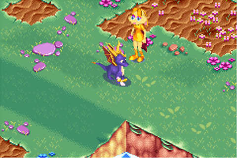 Play Spyro 2 – Season of Flame Online - Play All Game Boy ...