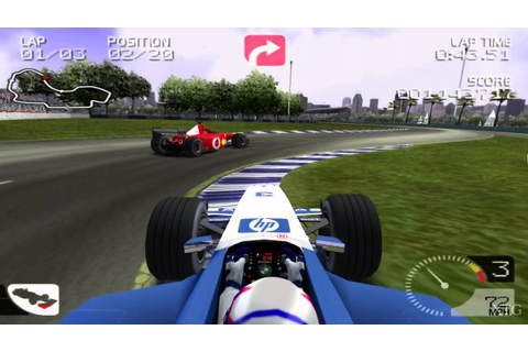 Formula One 2003 PS2 Gameplay HD (PCSX2) - YouTube