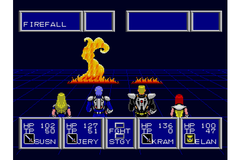 Phantasy Star II: Part Two | Sega Does