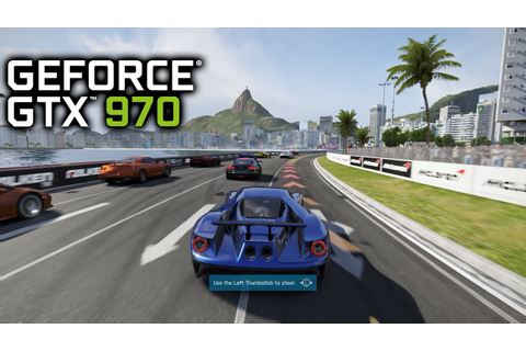Forza Motorsport 6 Apex - PC Gameplay on GTX 970 DirectX ...