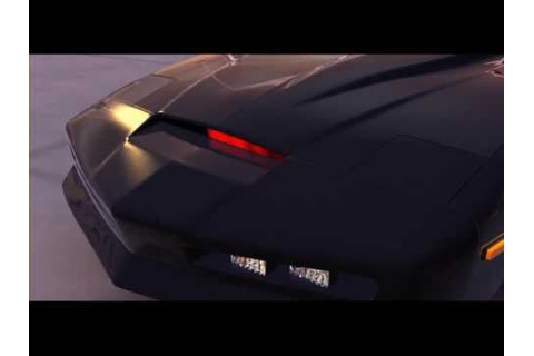 Knight Rider - Game Gameplay - YouTube