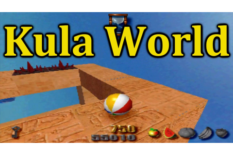 Kula World / Roll Away - PS1 HD Gameplay Let's Play ...