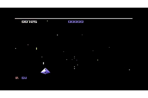 Lukozer Retro Game Review 019 - Crazy Comets - Commodore ...