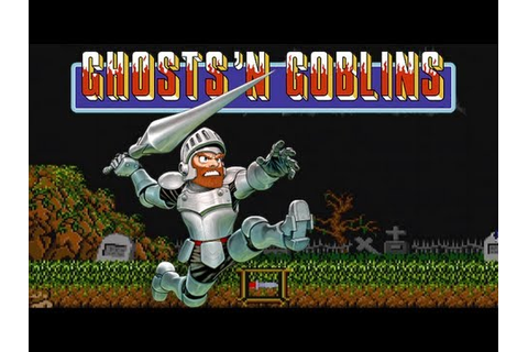 Ghosts 'n Goblins on Xbox 360 - Capcom Arcade Cabinet ...