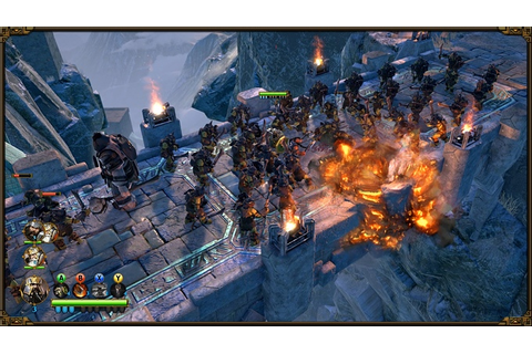 Glorious Physics-Based Action RPG The Dwarves Now on ...