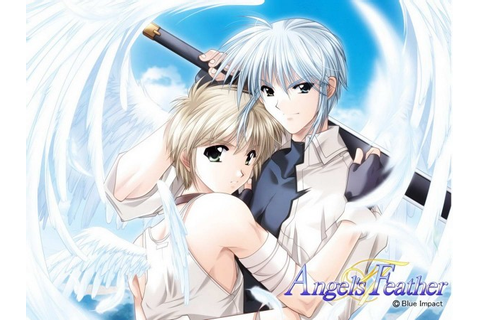 Angel's Feather Wallpaper #58579 - Zerochan Anime Image Board