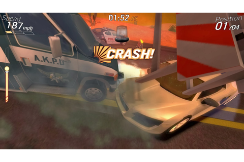 Crazy Cars Hit The Road Game - Free Download Full Version ...