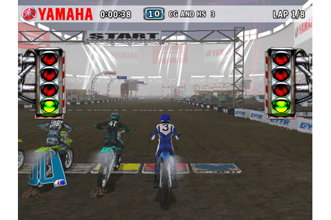 Download Game Yamaha Supercross Rip For Pc 100% Working