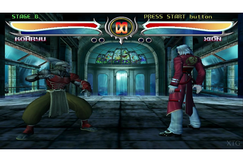 Bloody Roar 4 - Kohryu Gameplay (Japanese Ver.) PS2 ...