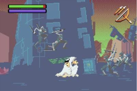 Samurai Jack: The Amulet of Time Screenshots, Pictures ...