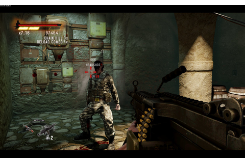 Rambo: The Video Game - screenshots gallery - screenshot 8 ...