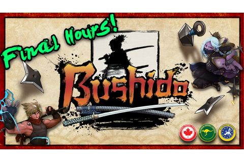 Bushido, The Way of the Warrior Game by Grey Fox Games ...