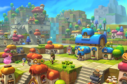 MapleStory 2 Goes Live For American Players - mxdwn Games
